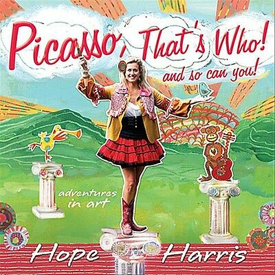 Hope Harris - Picasso That's Who [New CD]