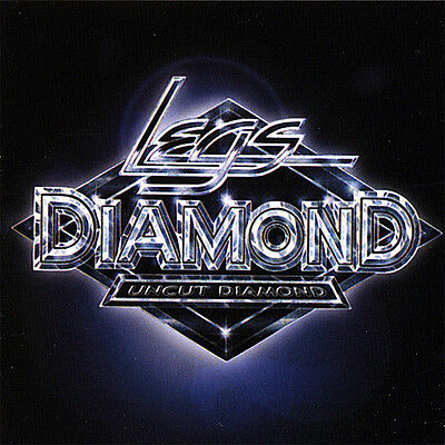 Legs Diamond - Uncut Diamond [New CD]