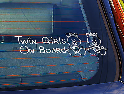 Static Cling Window Car Sign//Decal Our Boys on Board 100 x 250mm 3 Boys