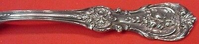 """Francis I by Reed & Barton Old Sterling Baby Spoon Bent Handle Custom 3 1/2"""""""