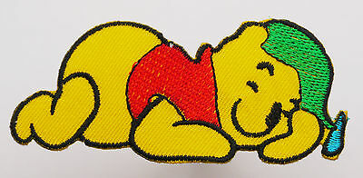 WINNIE THE POOH Iron-On Embroidered Disney Patch - MIX 'N' MATCH - #2D02