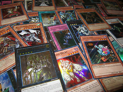 Yugioh Booster Repack Guaranteed HOLO Super Ultra Secret Ultimate Ghost Rares!!!