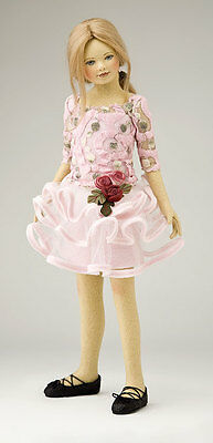 Jillian By Maggie Iacono ~ Handcrafted in Felt ~ Limited Edition 40!!!