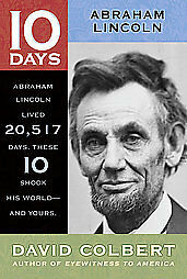 ABRAHAM LINCOLN [9781416968078] - DAVID COLBERT (PAPERBACK) NEW