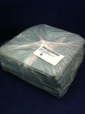 "ONE NEW MEDICAL STERILIZATION WRAPPER 36""x36"" GREEN CLOTH REUSABLE MILITARY"
