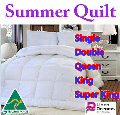 Single,double,queen,king,super King-Summer Quilt--Light Weight