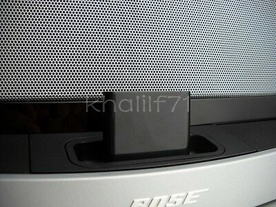 Wireless Bluetooth Receiver Stereo Adapter for Bose iPhone 30-pin Dock Speaker