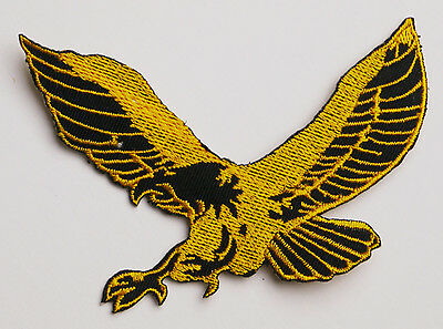 EAGLE Bird Iron-On Embroidered Patch - MIX 'N' MATCH - #1W05