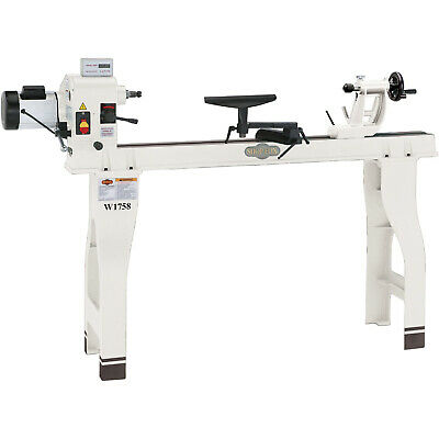 "Shop Fox W1758 16""x 43"" Wood Lathe w/Stand"