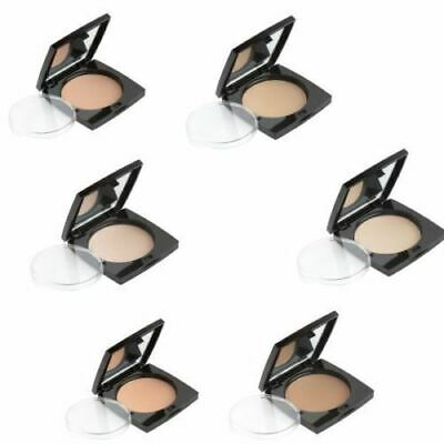HD BROWS Foundation Pressed Mineral Powder Compact - Choose Your Perfect Shade