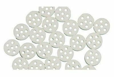 """10 Pieces Ceramic Honeycomb Style 3/8"""" Pipe Screens"""