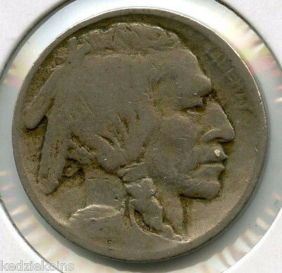 1913-P Indian Head Buffalo Nickel - Type 1 Coin - Philadelphia Mint - KP651