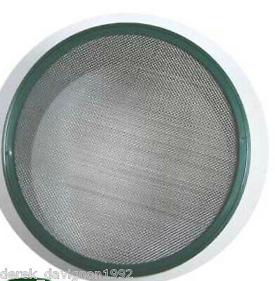 "# 30 Mesh 6"" Mini Classifier Sifting Pan  For Your Gold Pan Panning"
