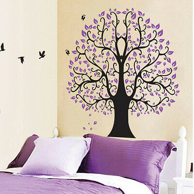 New Removable Wall Stickers Home Decor Art Decal Mural Room DIY Paper Hope Tree
