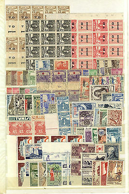 Lot 133 Timbres   Tunisie  Afrique Du Nord Magreb