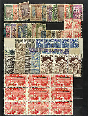 Lot 79 Timbres   Tunisie  Afrique Du Nord Magreb