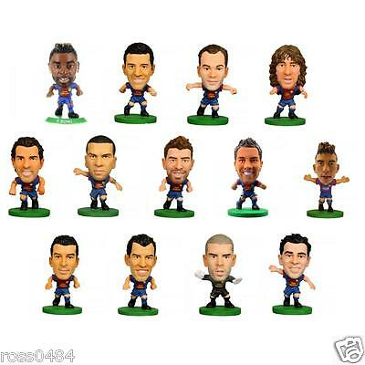 Barcelona *CLEARANCE* SoccerStarz Figures Players Figurines Official Gift