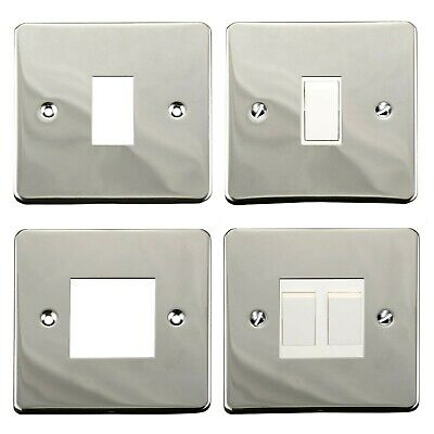 Light Switch Cover Plate Conversion Single Double Victorian Georgian Designs