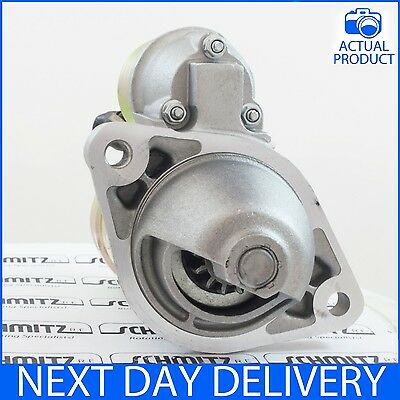 FITS VAUXHALL ASTRA G/H/J 1.7 CDTi/GTC 2000-2014 NEW STARTER MOTOR NON S/S