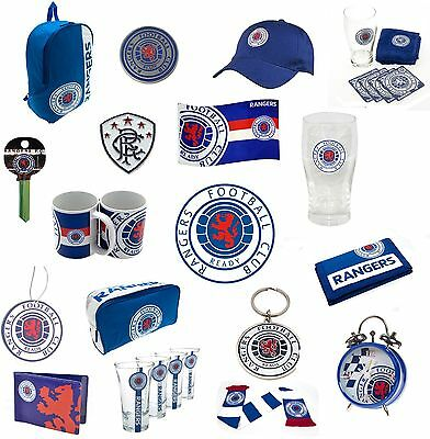 Glasgow RANGERS F.C - Official Football Club Merchandise (Gift, Xmas, Birthday)