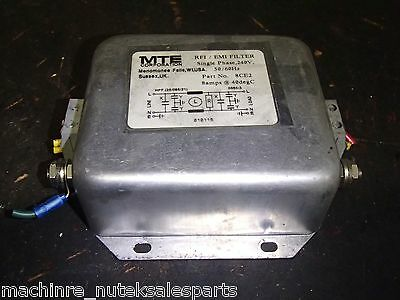 MTE Corporation RFI/EMI Filter 8CE2
