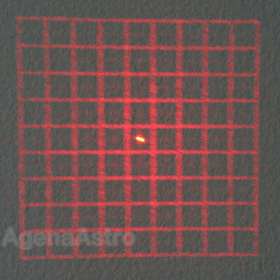 Howie Glatter Holographic Attachment for Laser Collimator - Square Grid Pattern