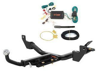 Curt class 2 trailer hitch wiring euro kit w2 ball for chevy curt class 2 trailer hitch wiring euro kit w1 78 publicscrutiny Images