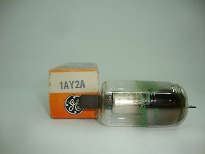 1Ay2A  Tube. General Electric Brand Tube. Nos / Nib. Rcb113