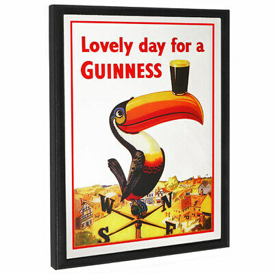 Guinness Toucan Mirror