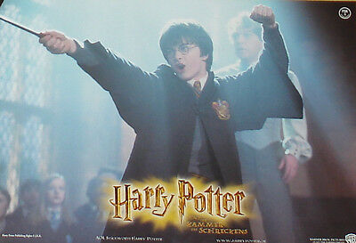 HARRY POTTER and the CHAMBER of SECRETS - Lobby Cards Set