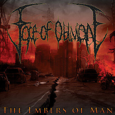 Face of Oblivion - Embers of Man [New CD]