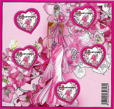 Stamp / Timbre France Neuf Bloc N° 127 ** Saint Valentin Coeur 2009