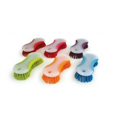 1 x Multi Purpose Hand Scrubbing Brush - Ideal for Cleaning Carpets / Floors