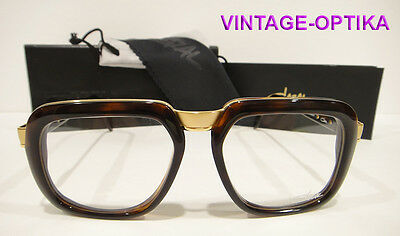 Cazal 616 Eyeglasses Legend (Col-7) Brown Gold New Authentic P Diddy