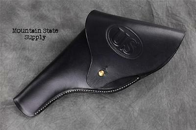 """LH 4"""" 38 Special 38 Spl Smith & Wesson S&W Model 10 M&P K Frame Revolver Holster"""