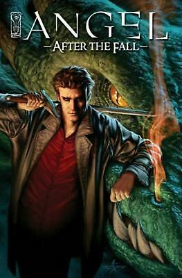 After the Fall, Volume 1 by Joss Whedon Hardcover Book (English)