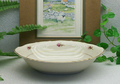 "Syracuse China Federal Shape VICTORIA  9 3/8""  Oval Vegetable Serving Bowl"