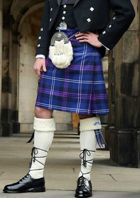 Heritage Of Scotland Tartan 8 Yard Kilt
