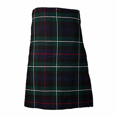 Mackenzie Tartan 8 Yard Kilt 16oz Weight
