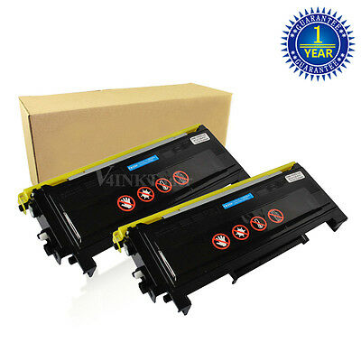 2PK TN350 Toner Cartridge For Brother MFC-7420 7220 7820N HL-2070N DCP-7020 7025