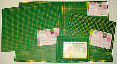 Cutting Mats Heavy Duty Self Healing Triple ThicknessTop Quality Choice of Sizes