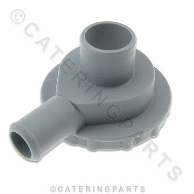 PH02 DRAIN PUMP PLASTIC HOUSING HEAD 30mm INLET 22mm OUTLET UNIVERSAL 3 SCREW ON