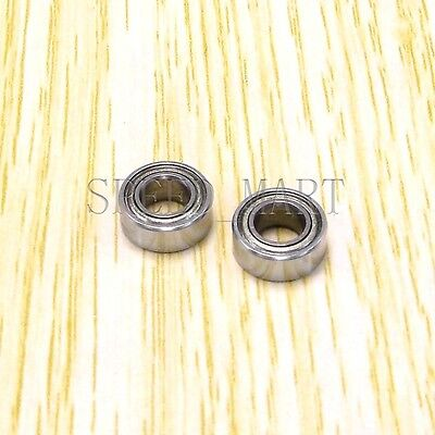 2pcs MR105 Miniature Bearings ball Mini Bearing (5mm*10mm*4mm)