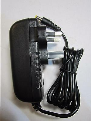 12V 1.5A Mains AC-DC Adaptor Power Supply for Canon Canoscan 4400F Scanner
