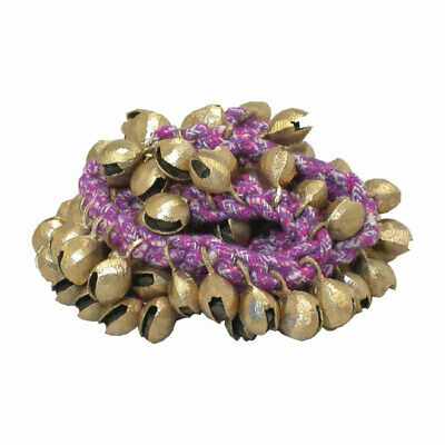 Belly Dance 100 Clam Shaped Brass Ankle Bells New