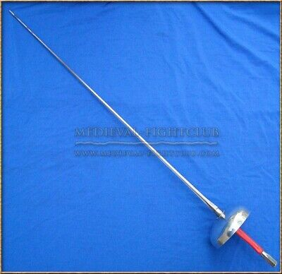 Fencing Epee Practice Sword Size # 5 WMA fencer thrust duel with carry bag