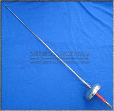 Fencing Epee Practice Sword WMA fencer thrust duel with carry bag