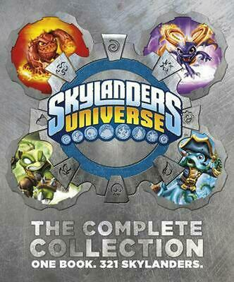 Skylanders Universe: The Complete Collection by Hardcover Book