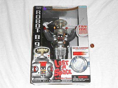 """NEW Lost in Space ROBOT B9 Special Collectors Series Limited Edition of 9996 10"""""""