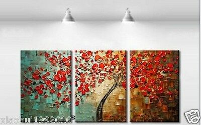 Modern Wall Decor 100% artist hand-painted Oil Painting canvas (NO frame) X889